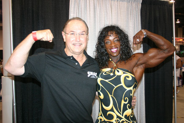 SNAC System Founder and Ms. Olympia Bodybuilding Champion in 2006.