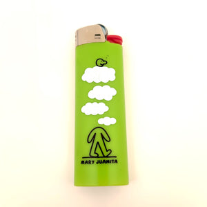 "Tim Lahan ""Mary Juanita - Head in the Clouds"" Lighter"