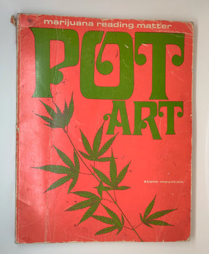 Pot Art Book