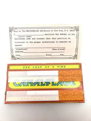 Camaflage Rolling Papers