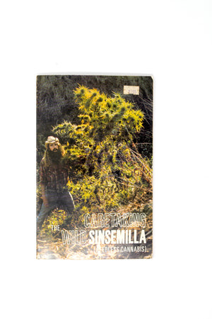 Caretaking the Wild Sinsemilla (Seedless Cannabis)