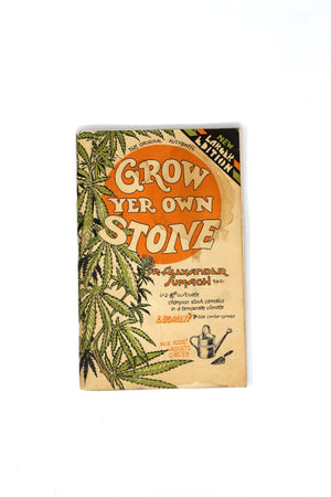 Grow Yer Own Stone