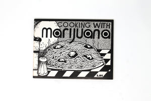 Cooking with Marijuana