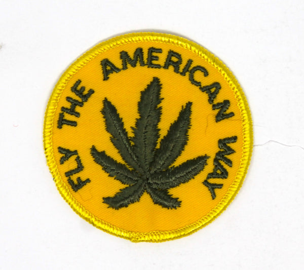 Fly the American Way Patch