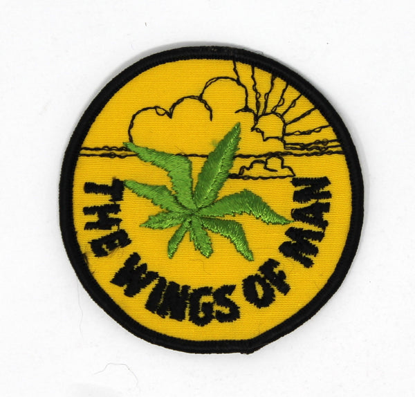 The Wings of Man Patch