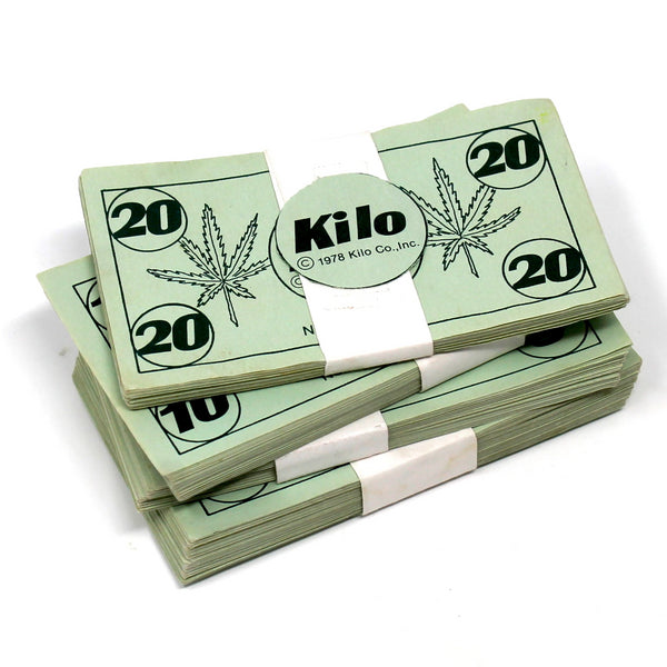 Stacks of 'Kilo' Game Money
