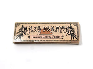 Mary Juanita Premium Rolling Papers – Design by Daren Magee aka Real Fun Wow