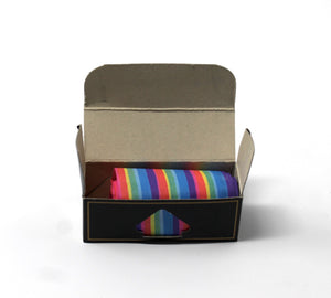 Rass Rolls Stripes Rolling Papers in Box