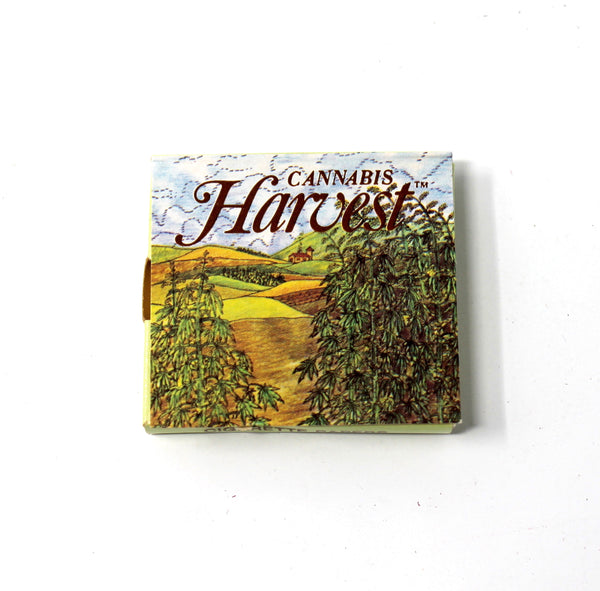 Cannabis Harvest Rolling Papers