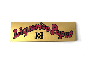 Job: Liquorice Papers