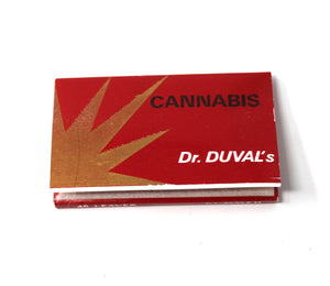 Dr. Duval's Cannabis Rolling Papers