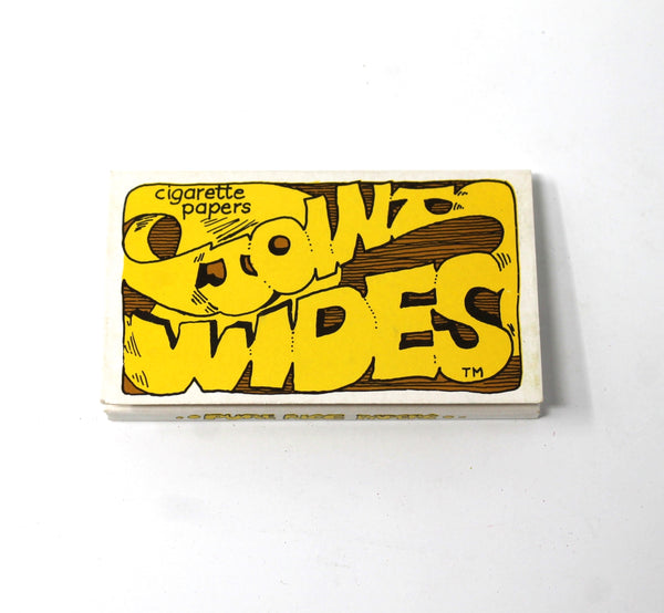 Joint Wides Rolling Papers and Standard Size