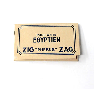 Zig-Zag Rolling Papers from WWII