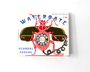 Watergate Scandal Papers