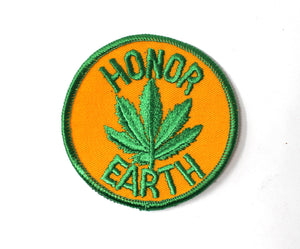 Honor Earth Patch