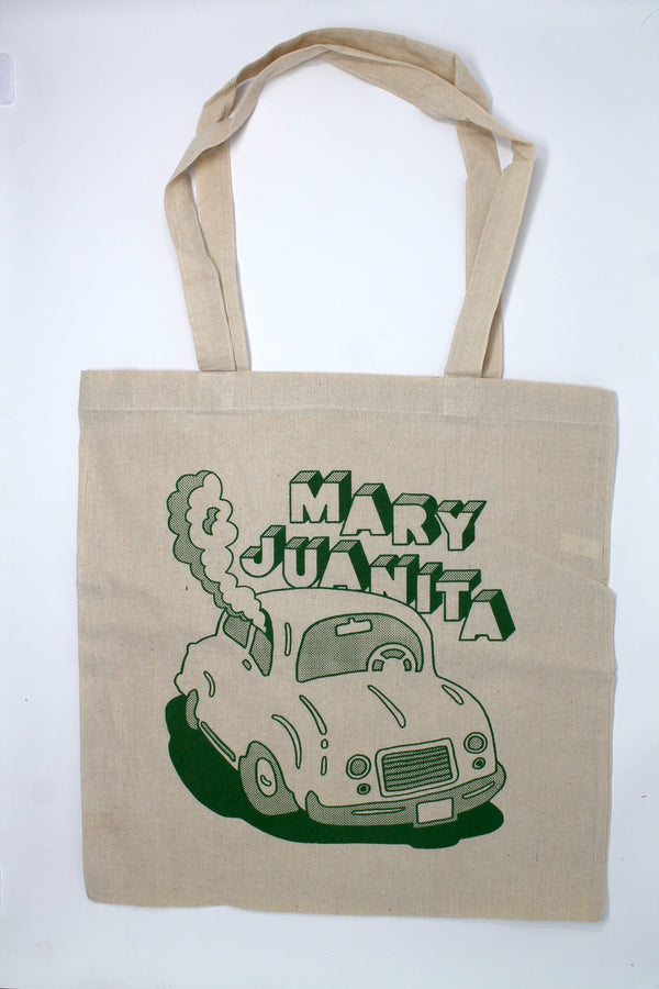 Clay Hickson Designed Car Tote