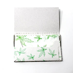 Rass 'Cannabis Leaf' Papers