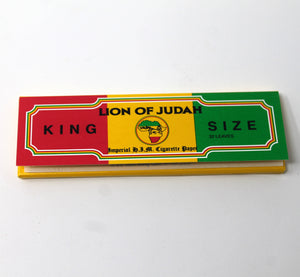 Lion of Judah 'King Size' Papers