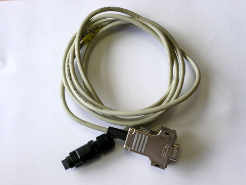 Programming cable RS232 for Sentronic D valve