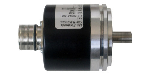 Pulse Generator/Encoder 1885 temp.80°C axial plug 10-30V