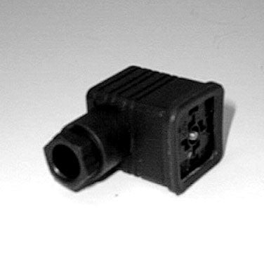 Socket Connector Form A, DIN 43650