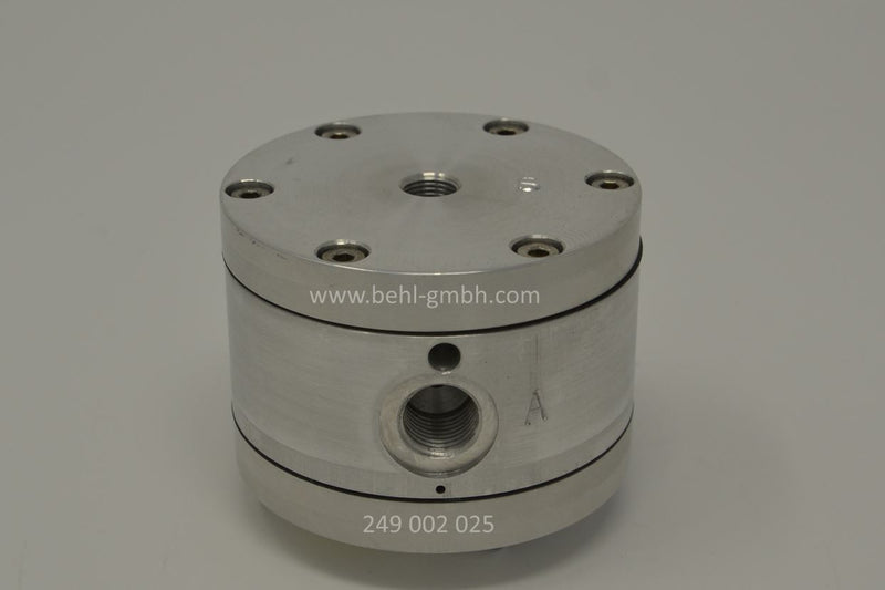 Regulator D70 6holes silver