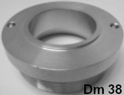 Seat Valve for Media Block DN38-50 E1