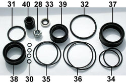 Fill Injector Seal Set F50 ... 16 .. EPS Eject