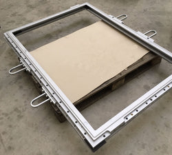 Receiver frames and Center frames
