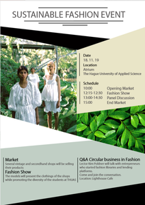Programma Sustainable Fashion Event