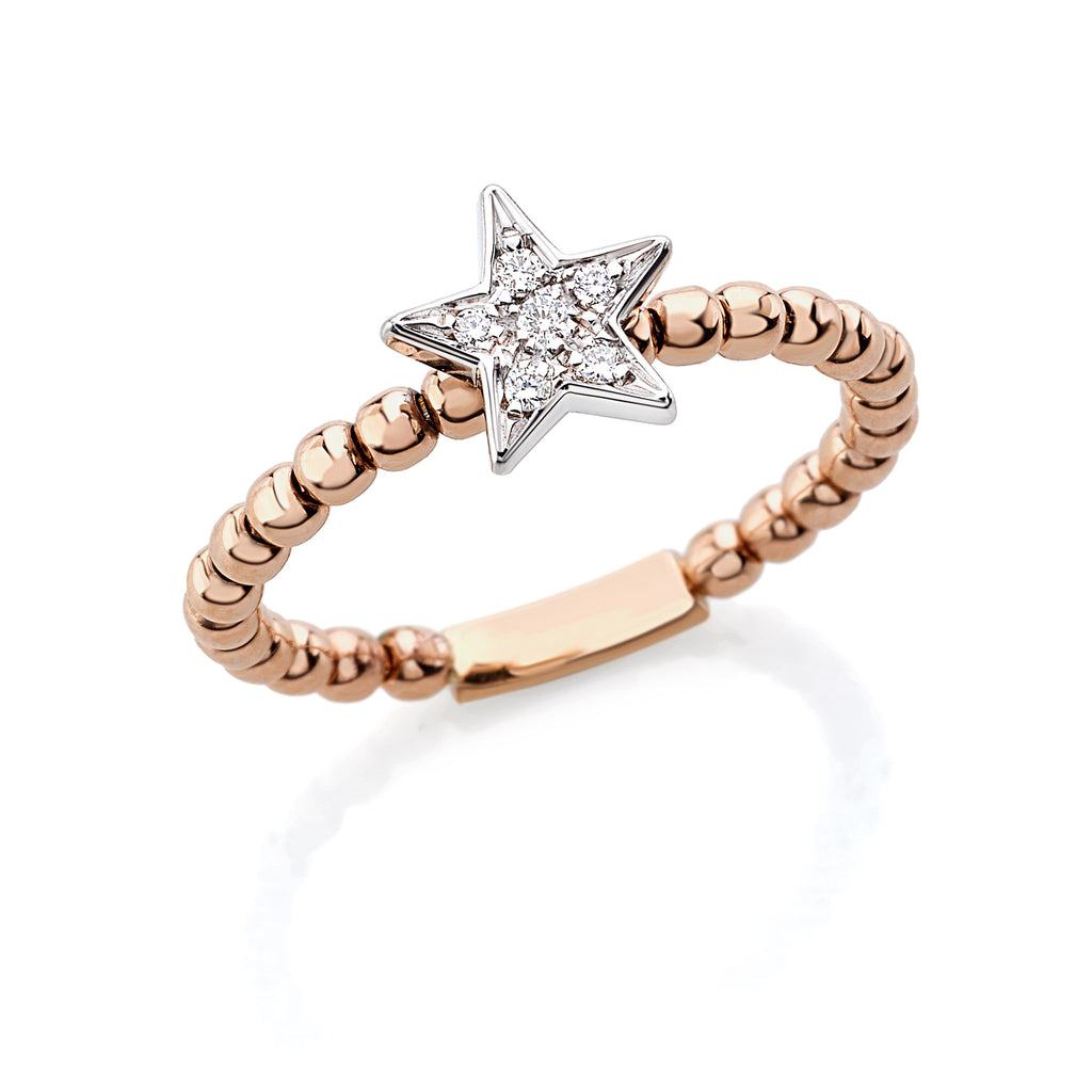 STAR Ring by GIANNI LAZZARO