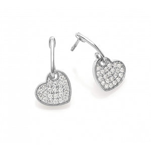 HEART LOVE Ear Studs