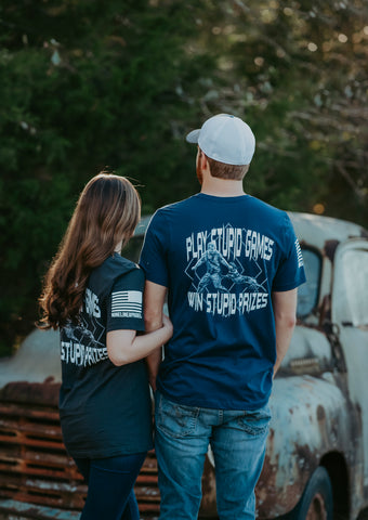 Nine Line Apparel T-Shirts - Play Stupid Games