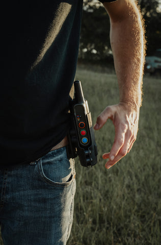 E-Collar Remote Holster