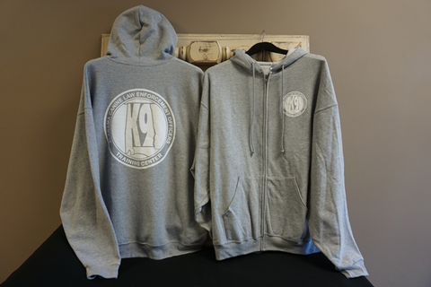 Hooded Sweatshirt w/Zipper