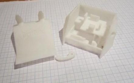 GreenBot Antweight 3D Print Files