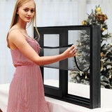 Dismountable Magnetic Screen Window
