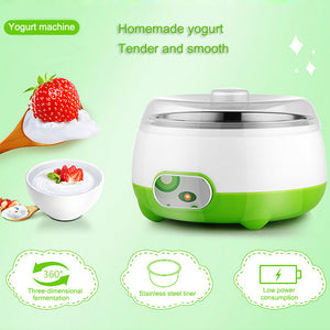 DIY ELECTRIC YOGURT MACHINE – YOGURT MAKER