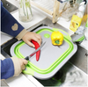 (Foldable)  Multi-Function Chopping Board