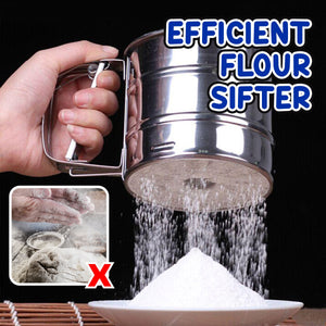 Efficient Flour Sifter