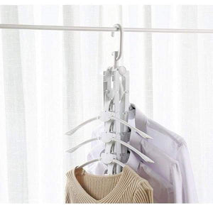 360 Degree Foldable Magic Hangers - gizzmogadgets.com
