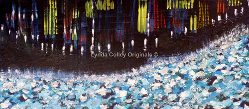 ***Sold*** Lights across the Bay