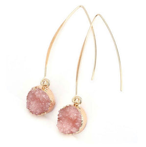 Kate Druzy Drop Earrings