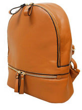 Load image into Gallery viewer, Lauren Zip Backpack