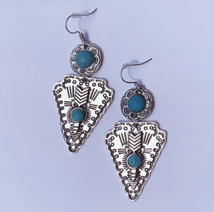 Miranda Tribal Earrings