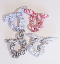 Load image into Gallery viewer, Lilly Striped Scrunchie