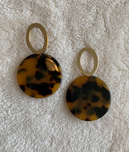 Load image into Gallery viewer, Layla Leopard Earrings