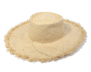 Evelyn Straw Hat
