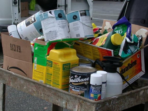 Garage Waste Disposal - How Can HazExperts Help?