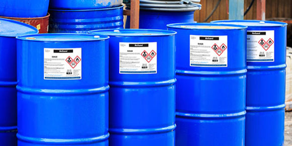 Drummed Waste Collection, Aerosol, Oil Filters, Paint Waste, HazExperts